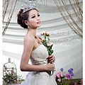 新娘造型-白紗_婚紗攝影造型照片集E025