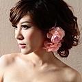 新娘造型-晚禮服_婚紗攝影造型照片集J022
