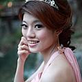 新娘造型-晚禮服_拍婚紗造型照片集J023