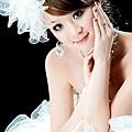新娘造型-白紗_婚紗攝影造型照片集E027