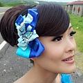 新娘造型-晚禮服_拍婚紗造型照片集J025