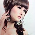 新娘造型-晚禮服_婚紗攝影造型照片集J026