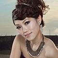 新娘造型-晚禮服_婚紗攝影造型照片集J027
