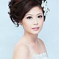 新娘造型-晚禮服_婚紗攝影造型照片集J028
