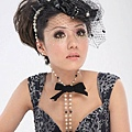 新娘造型-晚禮服_婚紗攝影造型照片集J031