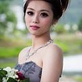 新娘造型-晚禮服_拍婚紗造型照片集J034