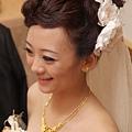 新娘造型-白紗_進場造型A036