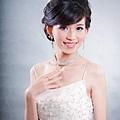 新娘造型-白紗_宴客造型A037