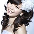 新娘造型-白紗_婚紗攝影造型照片集E029