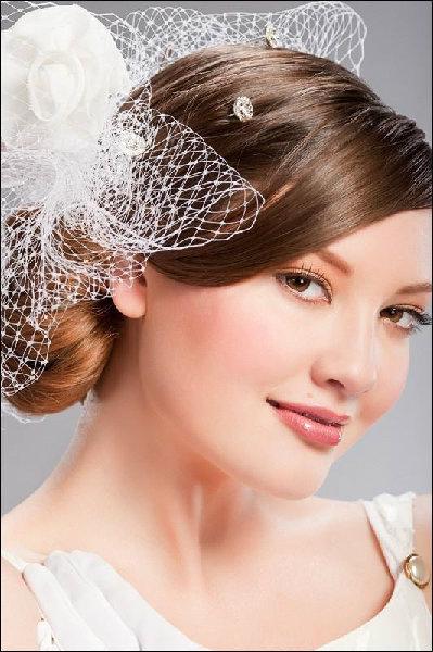 新娘造型-白紗_婚紗攝影造型照片集E031
