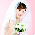 新娘造型-白紗_拍婚紗造型照片集E033