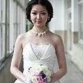 新娘造型-白紗_拍婚紗造型照片集E040