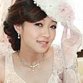新娘造型-白紗_婚紗拍攝造型照片集E041