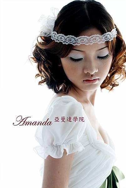 新娘造型-白紗_婚紗拍攝造型照片集E047