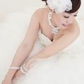 新娘造型-白紗_拍婚紗造型照片集E050