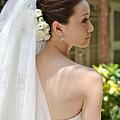 新娘造型-白紗_拍婚紗造型照片集E051