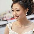 新娘造型-晚禮服_宴客造型F051