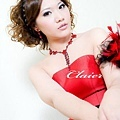 新娘造型-晚禮服_婚紗攝影造型照片集J045