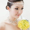新娘造型-晚禮服_婚紗攝影造型照片集J047