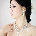 新娘造型-晚禮服_婚紗攝影造型照片集J048