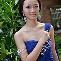 新娘造型-晚禮服_婚紗攝影造型照片集J053