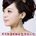 新娘造型-晚禮服_婚紗攝影造型照片集J054