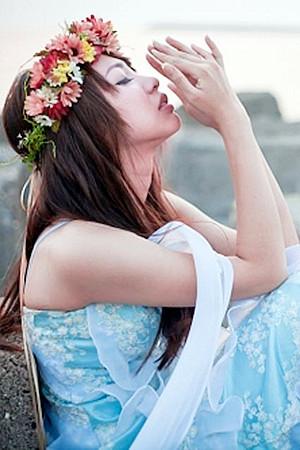 庭芳新娘造型彩妝~女神造型