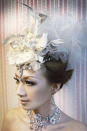 新秘lisa的新娘造型作品