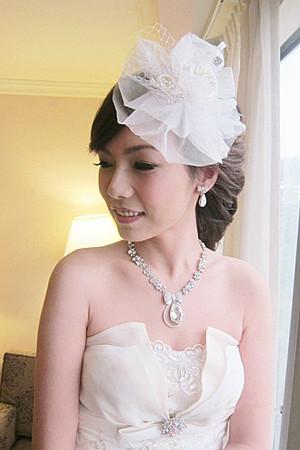 新祕潘朵拉~怡真新娘造型