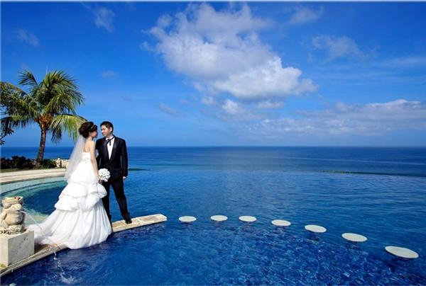 峇里島婚紗