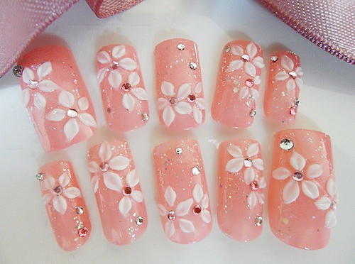 粉雕甲片1