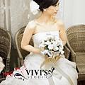 新娘造型-白紗_宴客造型A065