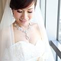 新娘造型-白紗_宴客造型A067
