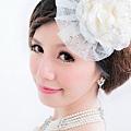 新娘造型-白紗_宴客造型A069