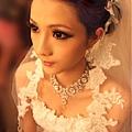 新娘造型-白紗_宴客造型A073