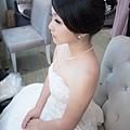 新娘造型-白紗_宴客造型A078