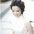 新娘造型-白紗_宴客造型A079