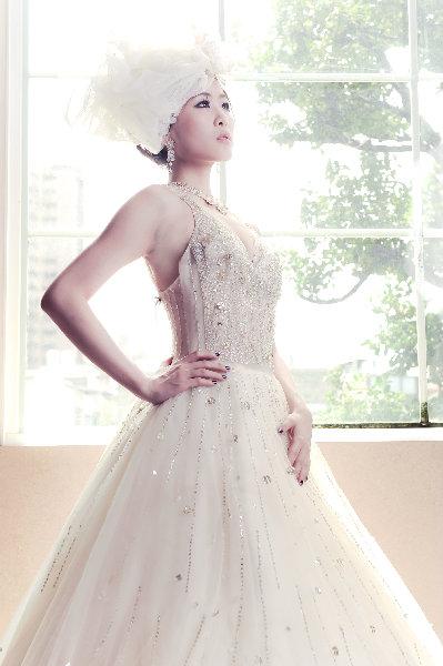 新娘秘書:花嫁殿造型美學vivian椏之