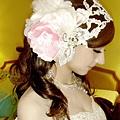 新娘造型-晚禮服_敬酒造型F063