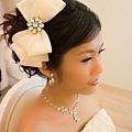 新娘造型-晚禮服_敬酒造型F067