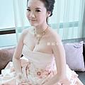 新娘造型-晚禮服_敬酒造型F080