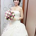 新娘造型-白紗_拍婚紗造型照片集E053