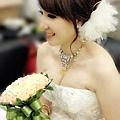 新娘造型-白紗_拍婚紗造5
