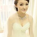 新娘造型-白紗_拍婚紗造型照片集E061