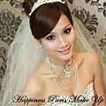 新娘造型-白紗_拍婚紗造型照片集E063