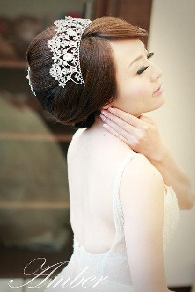 新娘造型-白紗_拍婚紗造型照片集E066
