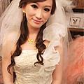 新娘造型-白紗_拍婚紗造型照片集E068