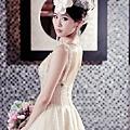 新娘造型-白紗_拍婚紗造型照片集E070