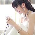新娘造型-白紗_拍婚紗造型照片集E073