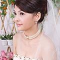 新娘造型-白紗_拍婚紗造型照片集E080